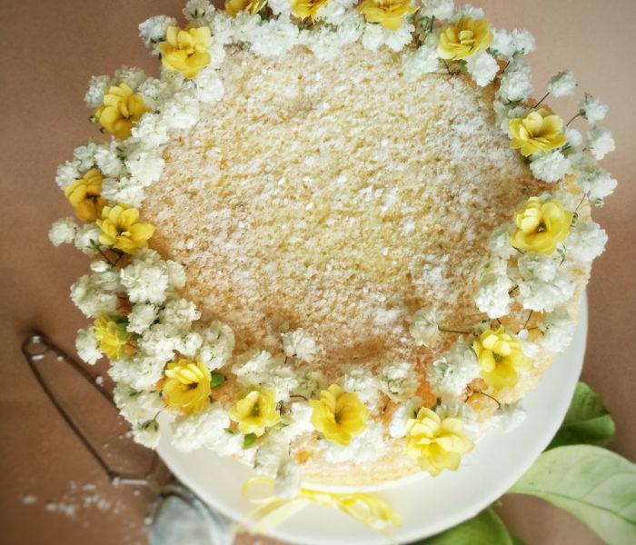 Chiara's Chiffon Cake